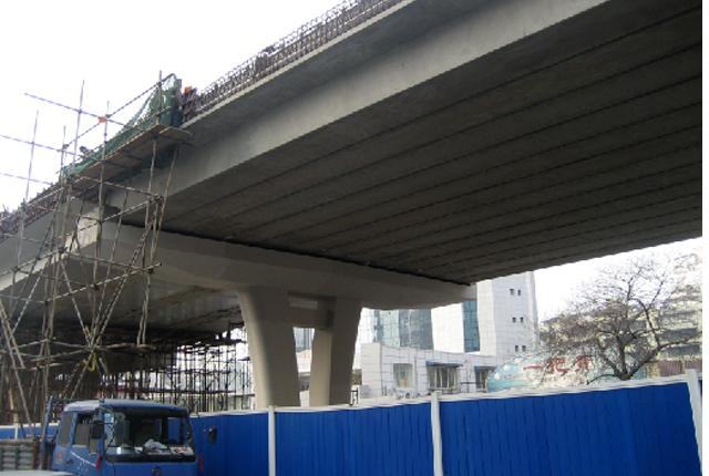 高升桥防腐装饰涂装工程